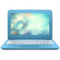 HP Stream 11.6 Inch Intel Celeron 2GB 32GB - Blue