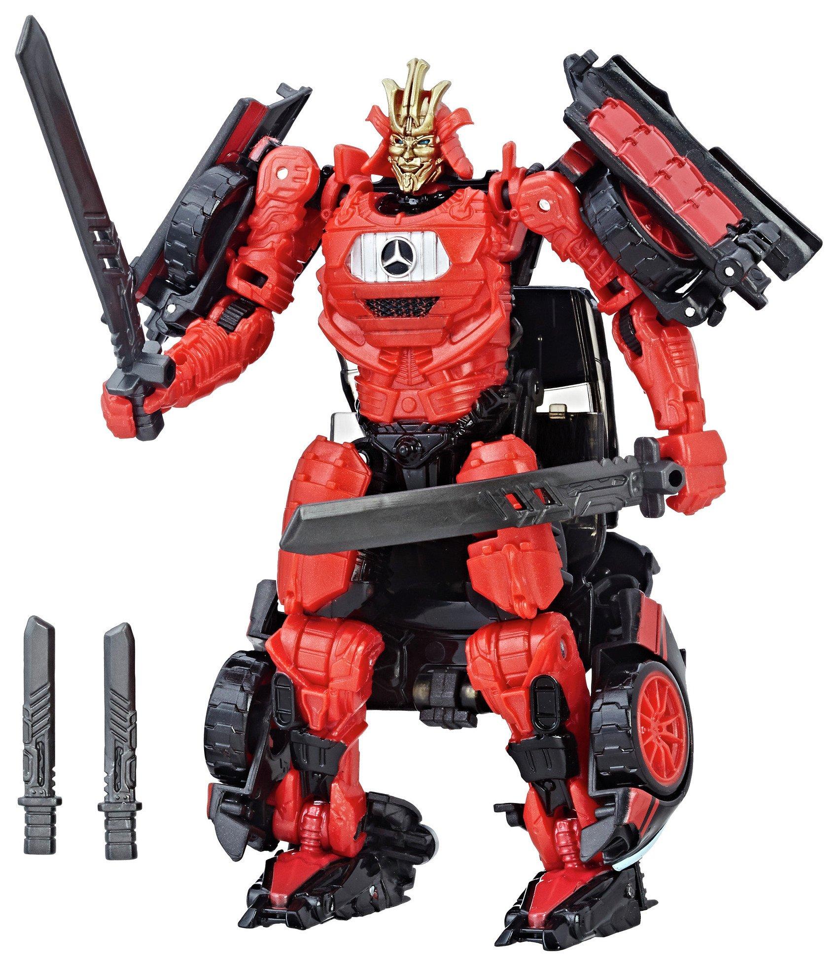 Transformers Premier Edition Deluxe Autobot Drift
