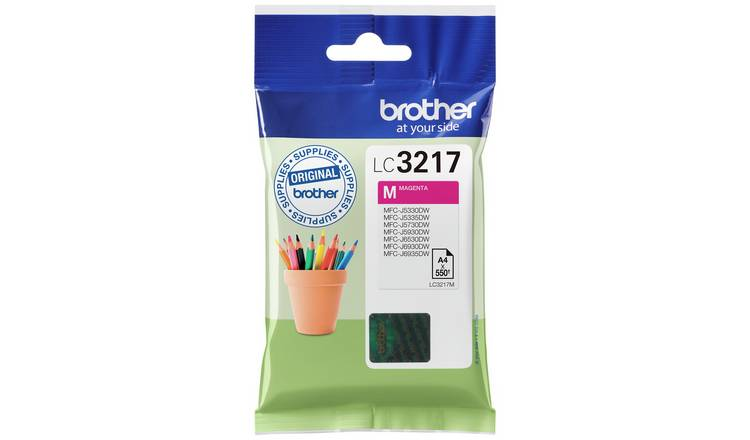 Brother LC3217M Ink Cartridge - Magenta