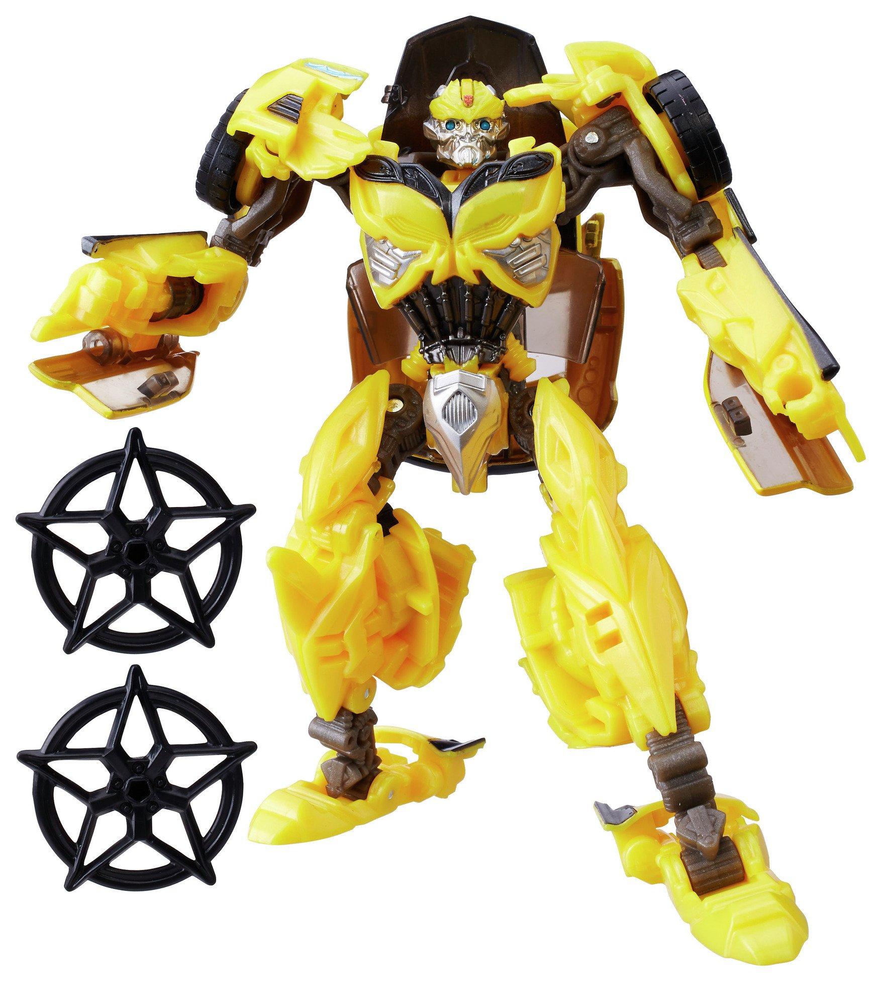 Transformers Premier Edition Deluxe Bumblebee