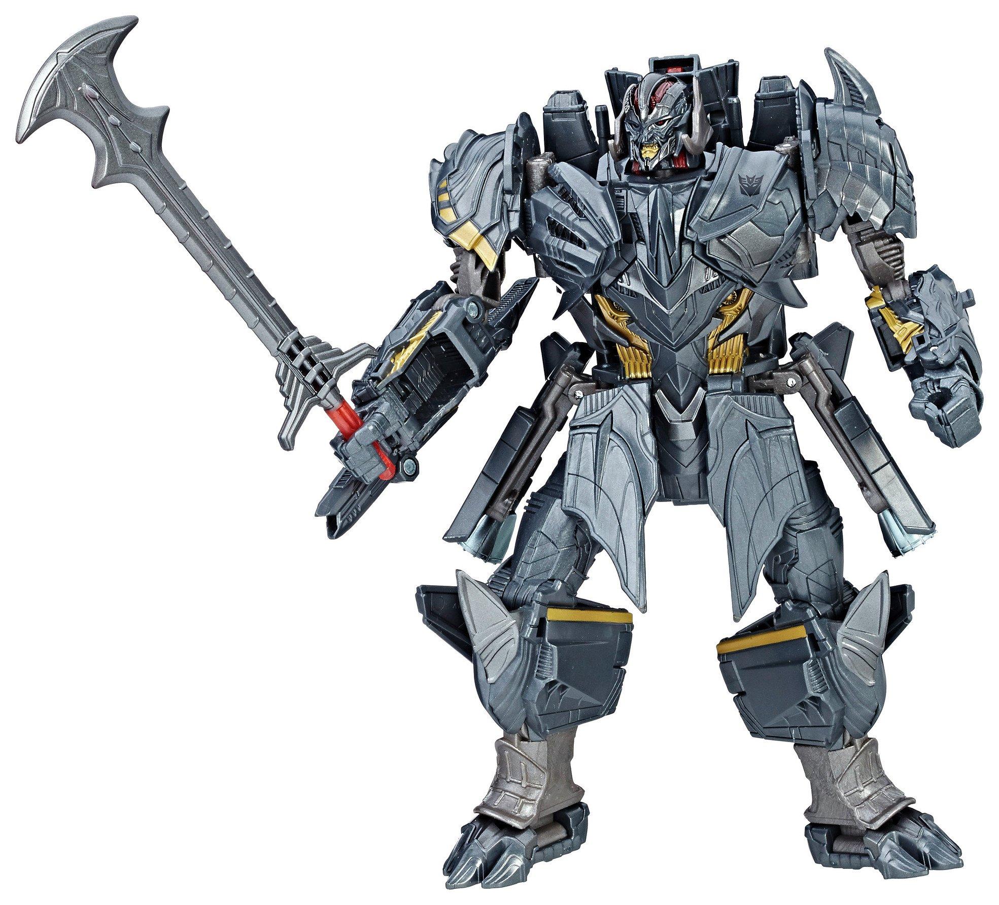 Image of Transformers Premier Edition Voyager Class Megatron