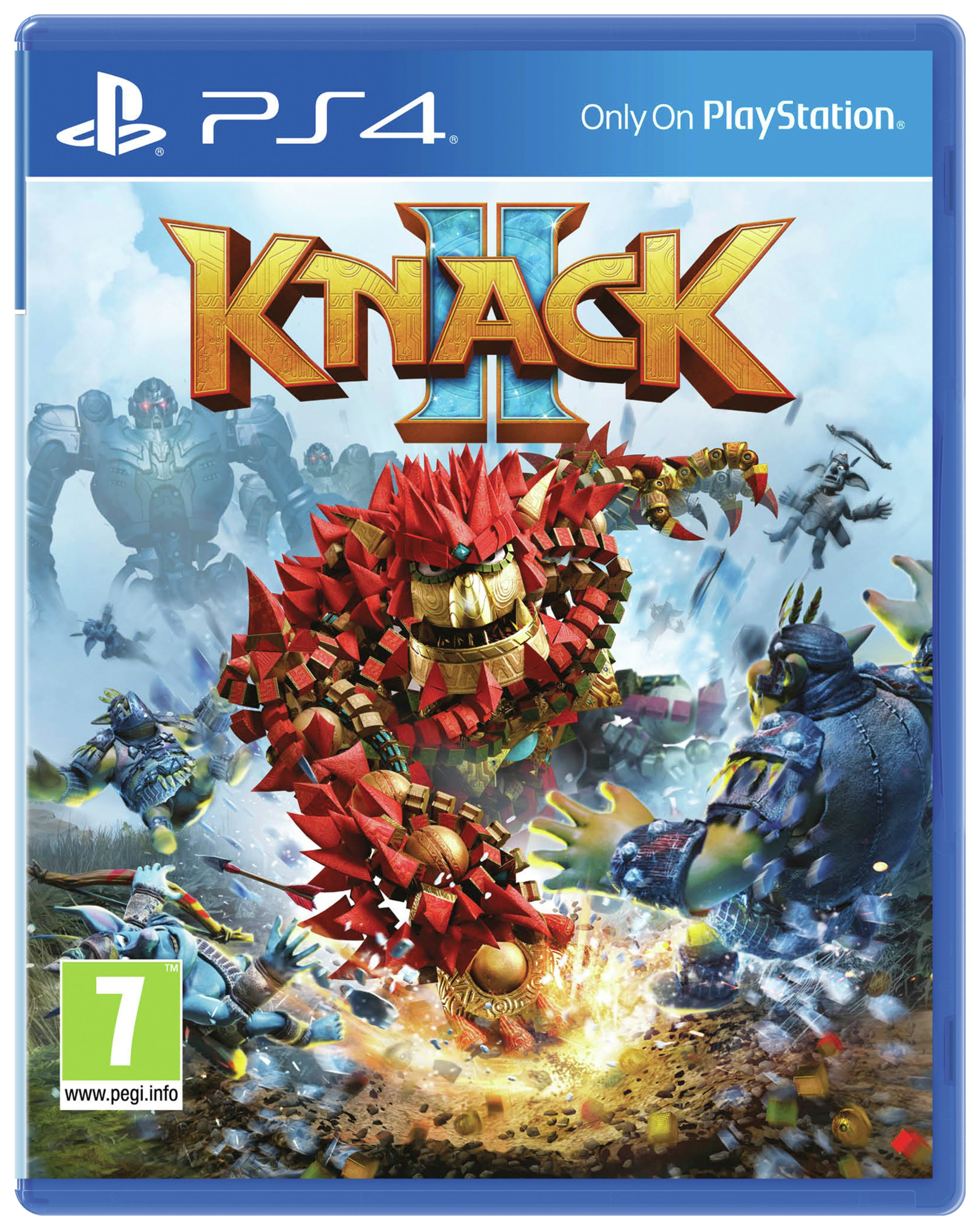 Knack 2 PS4 Game
