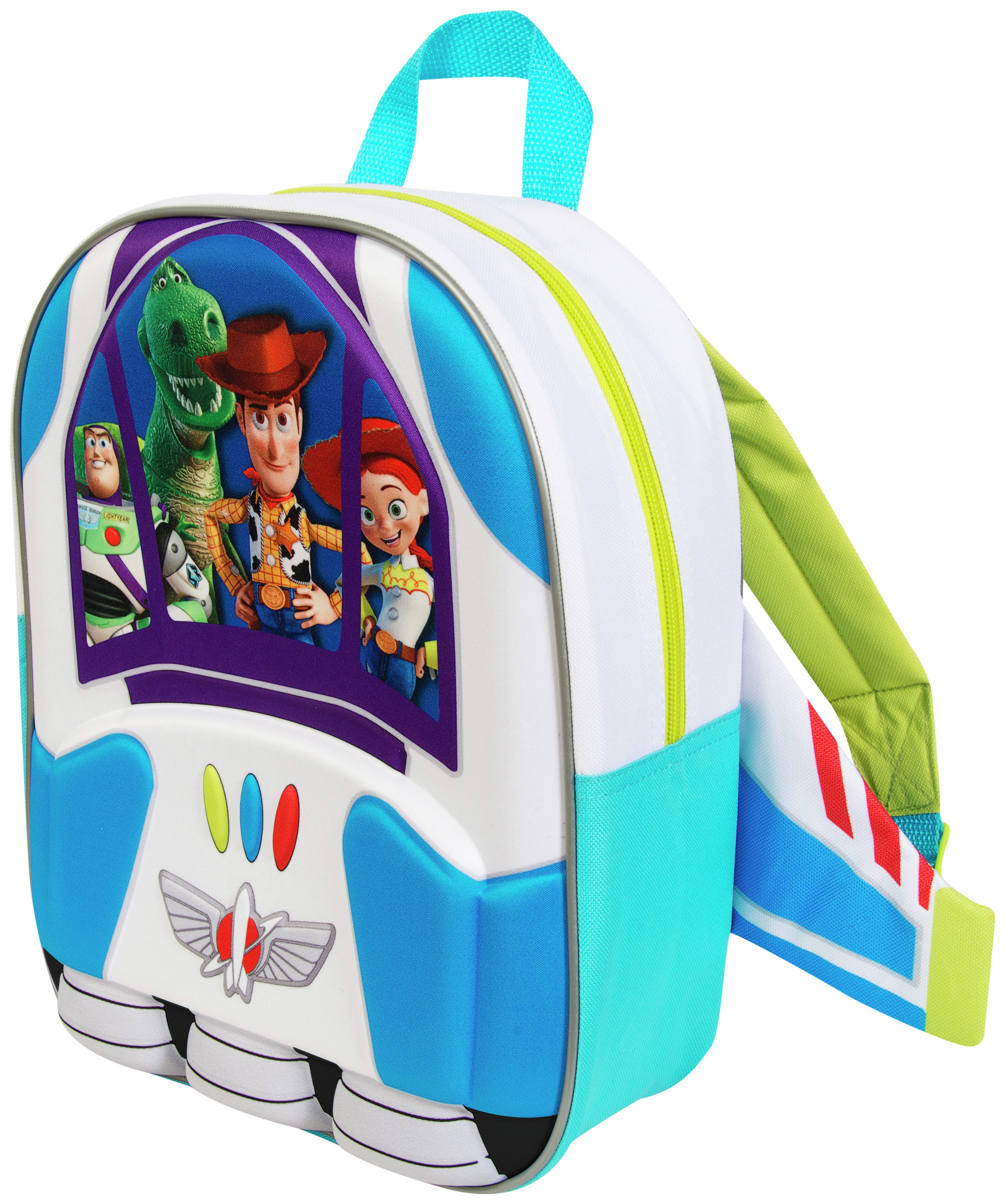 Buzz Lightyear Boys' Spaceship Backpack lowest price
