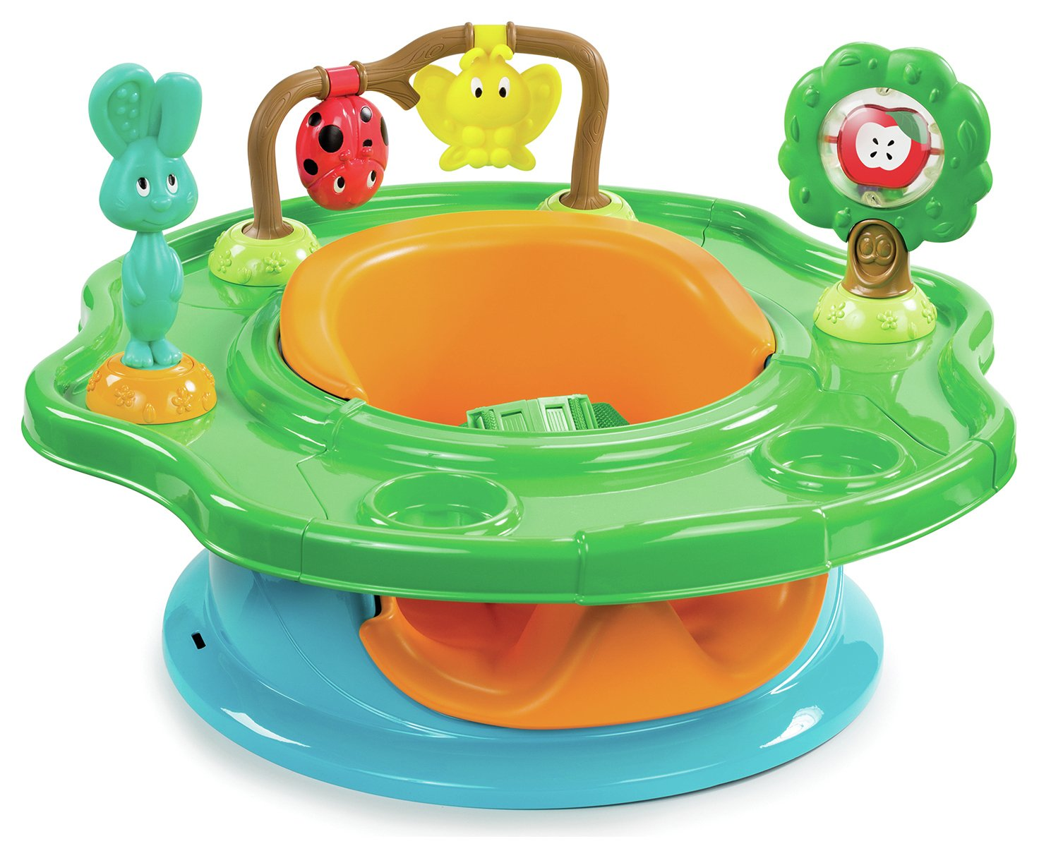 Summer Infant 3 Stage SuperSeat Forest Friends. review