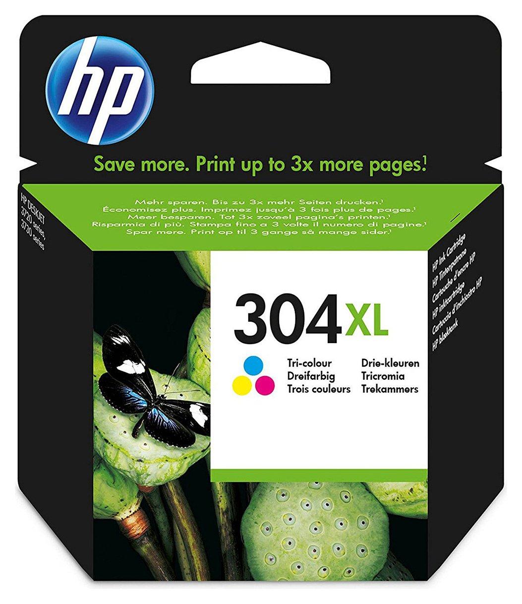 HP 304 XL Original Ink Cartridge Multi Colour Pack review