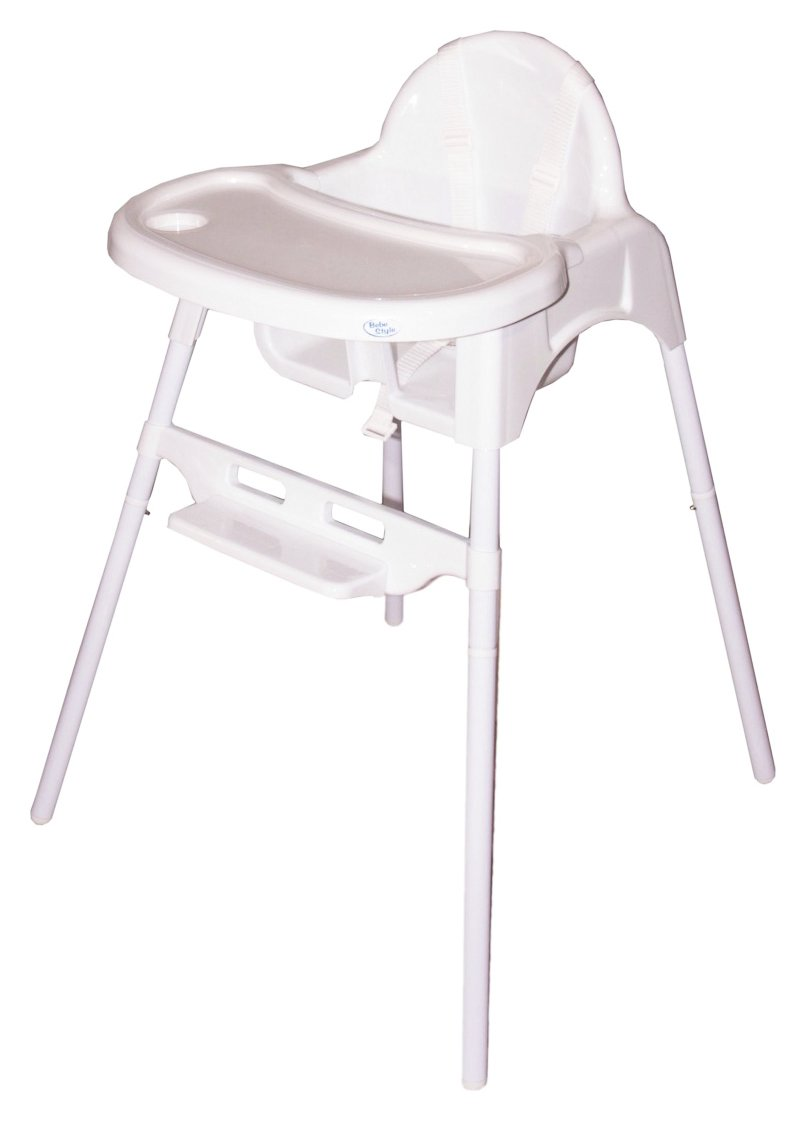 Image of BeBe Style Classic 2 in 1 HighChair & Chair.