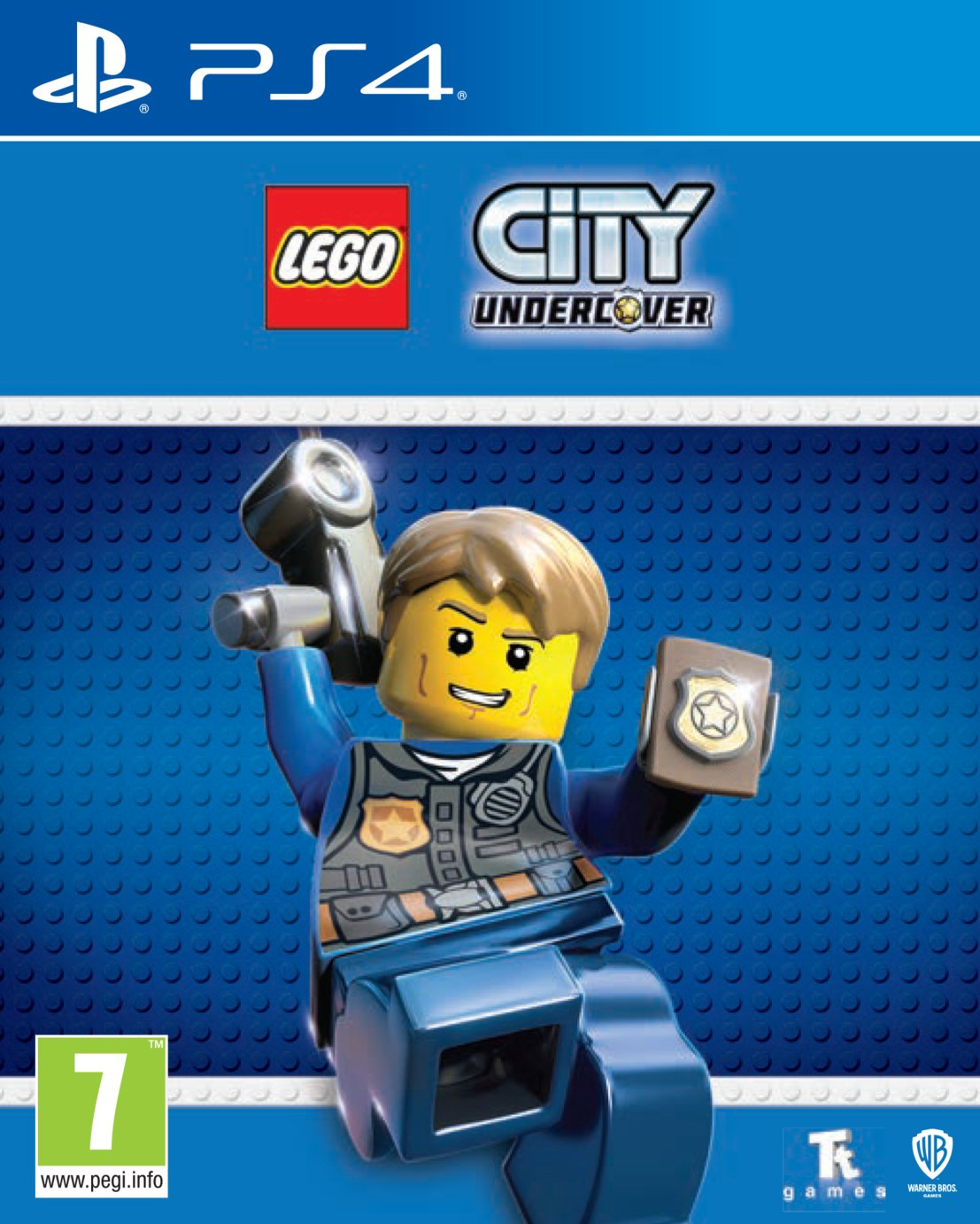 LEGO City Undercover PS4 Game review