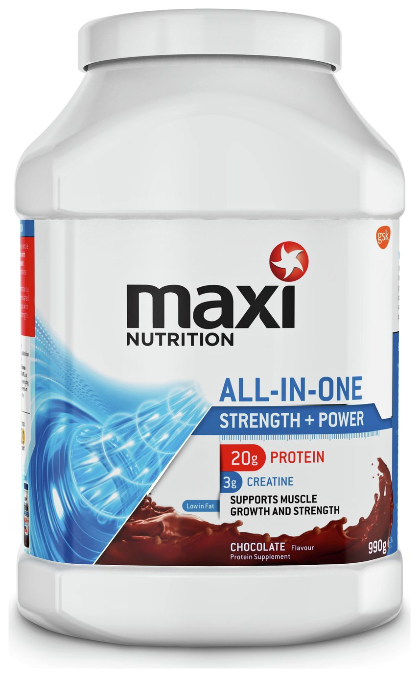 Maxinutrition Maximuscle All In One - Chocolate lowest price