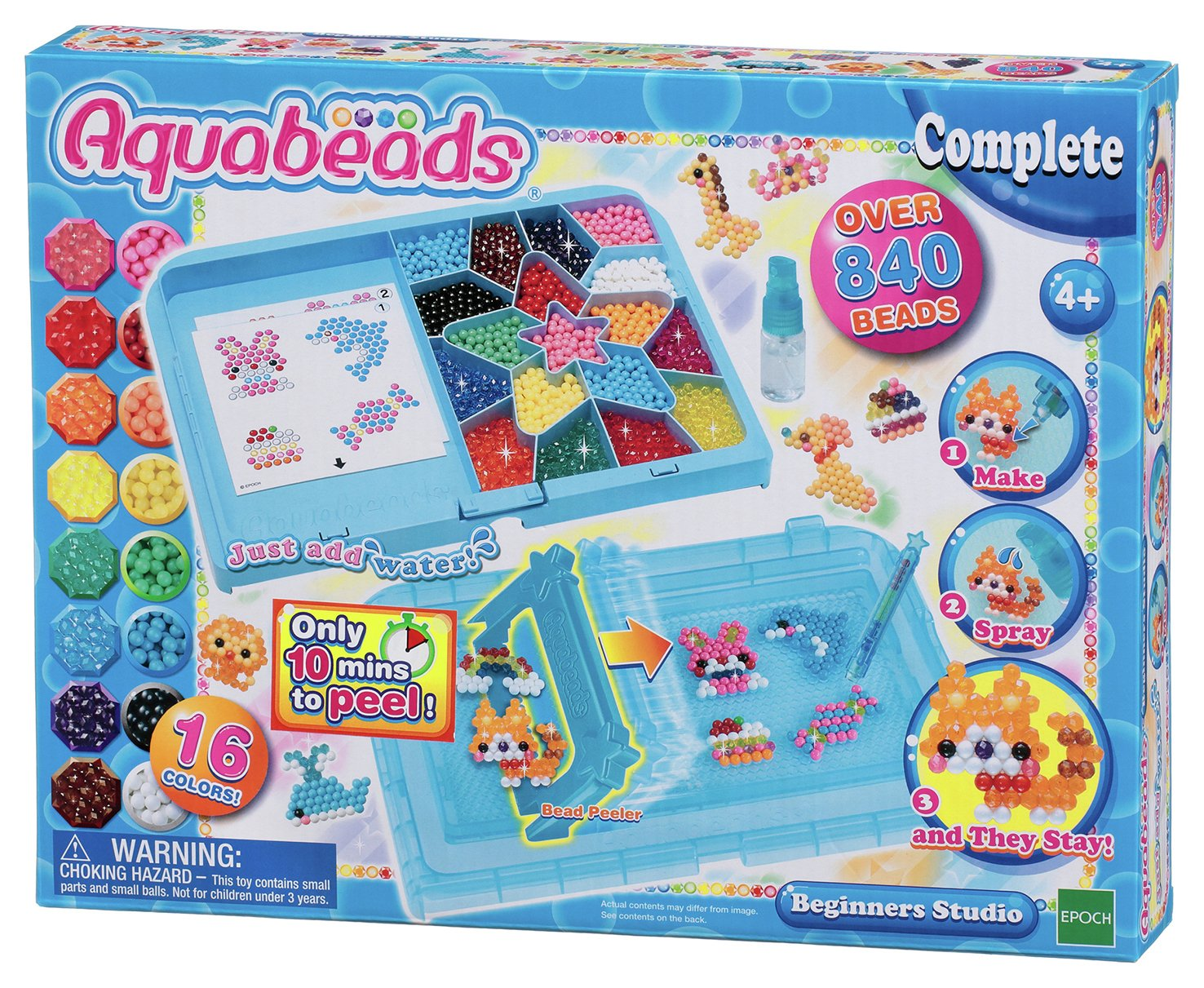 Aquabeads New Beginners Studio