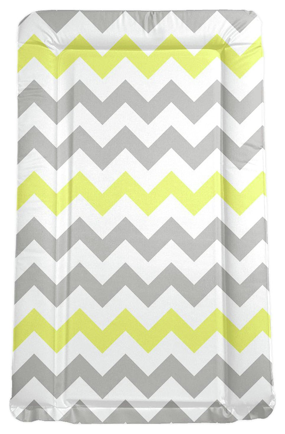Image of My Babiie - Grey Chevron - Changing Mat
