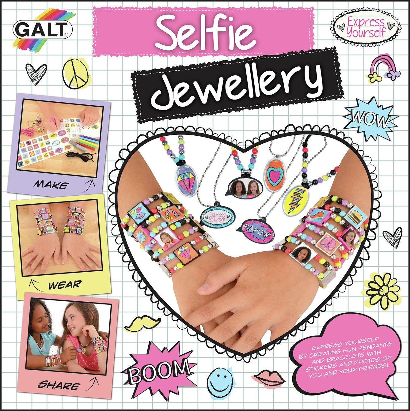 Image of Express Yourself Selfie Jewellery.