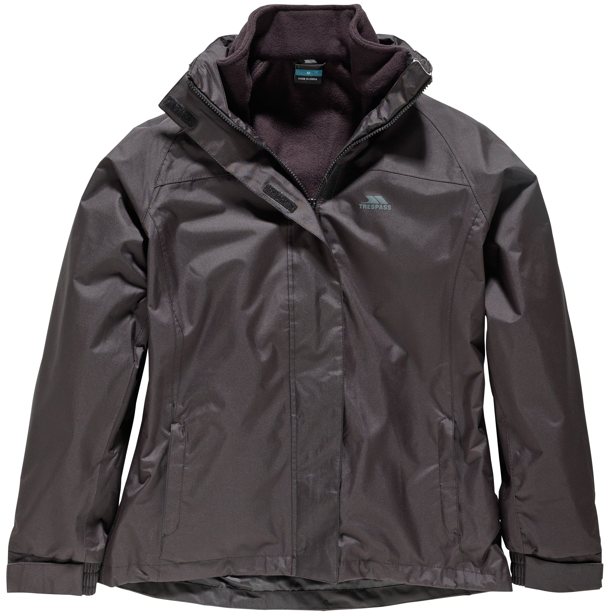 Image of Trespass 3 in 1 Jacket - Small
