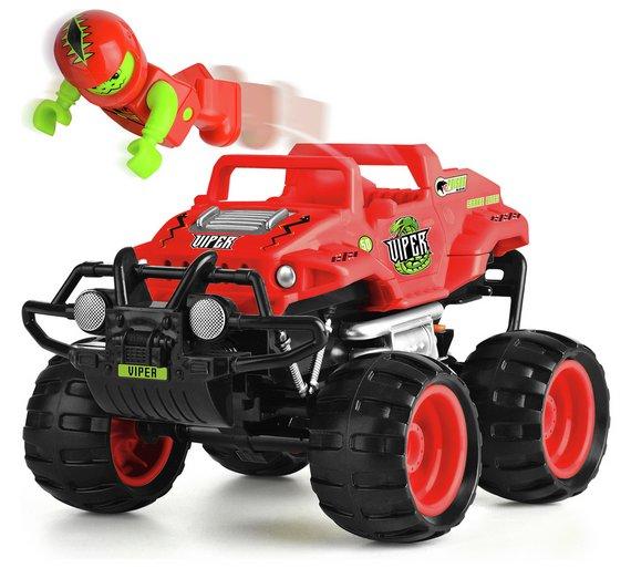 Buy Monster Smash Ups Viper Monster Truck At Argos Co Uk Your