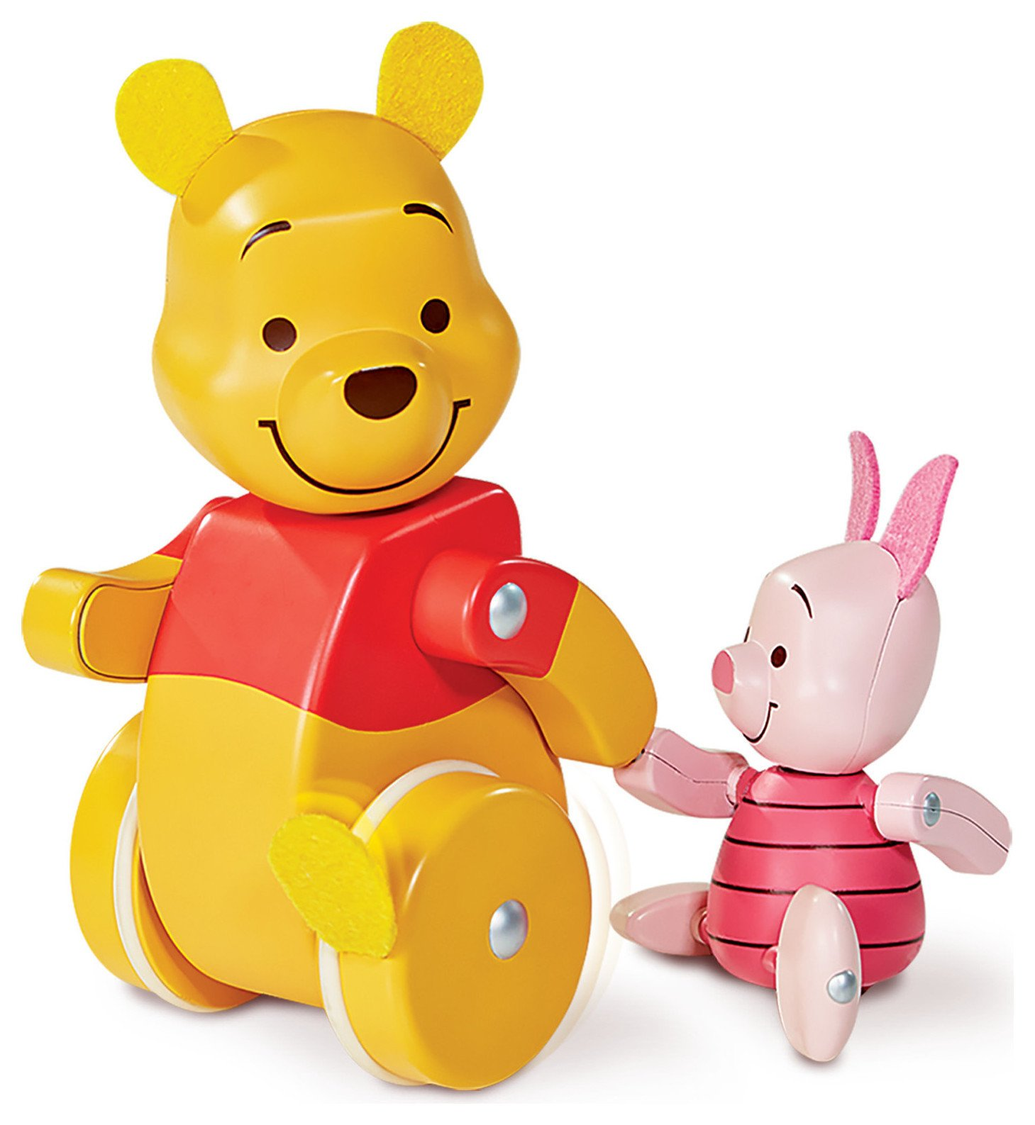 Winnie the Pooh Waddle and Follow Pooh and Piglet.