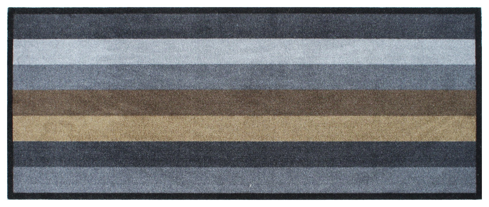 Image of Dandy Stripy Kitchen Runner - 120x50cm.