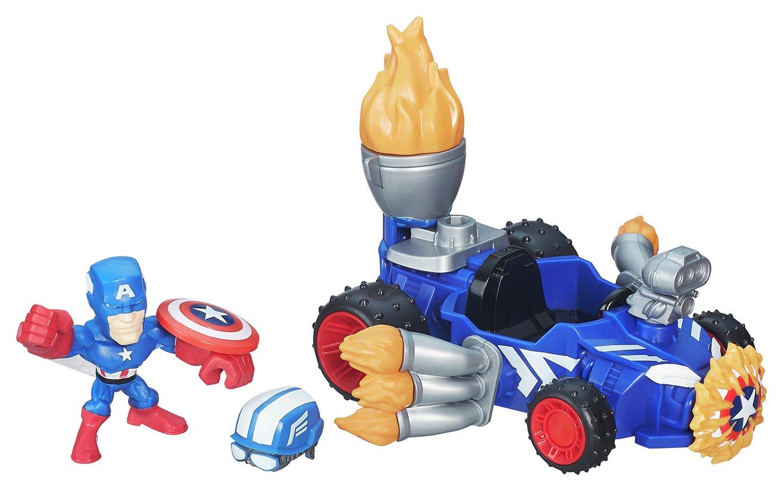 Image of Avengers Captain America Racer.