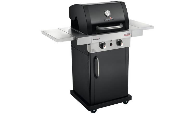 Fantastisk! Fantastisk mad Buy Char-Broil PRO 2200 B - 2 Burner Gas BBQ Stainless Steel QN52