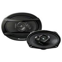 Pioneer TS-A6933II 6x9 Inch 500 Watt 3-Way Speakers.