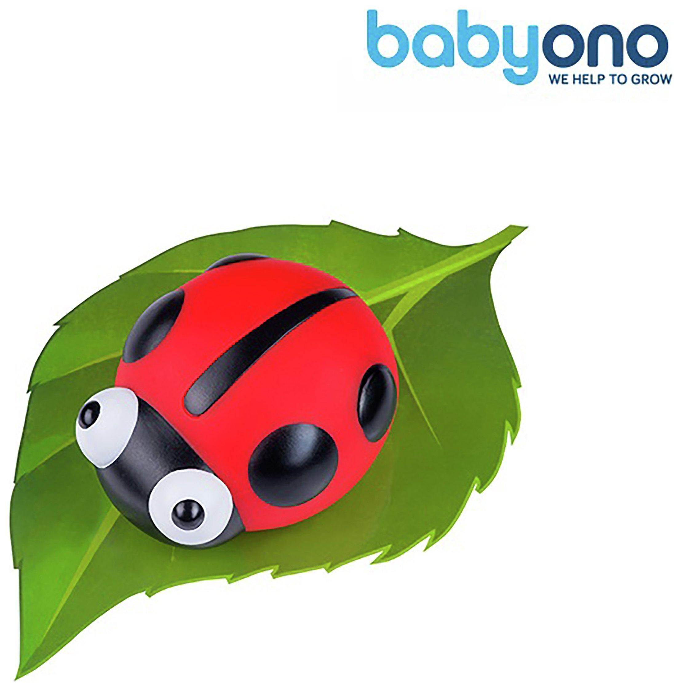 Image of Baby - Ono Tap-On Night - Light - Ladybird