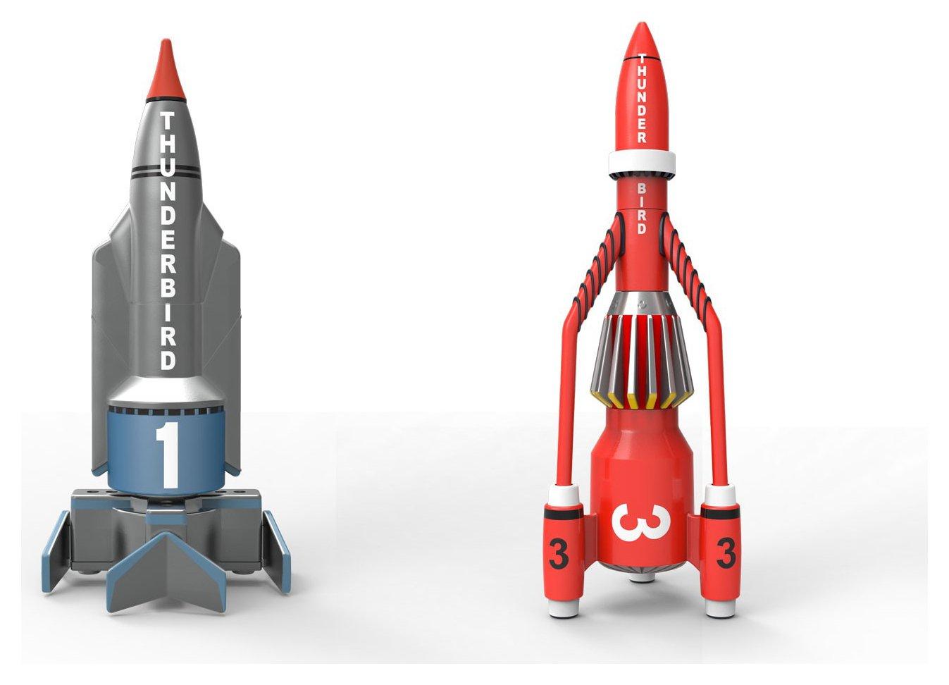 Thunderbirds TB1 and TB3.