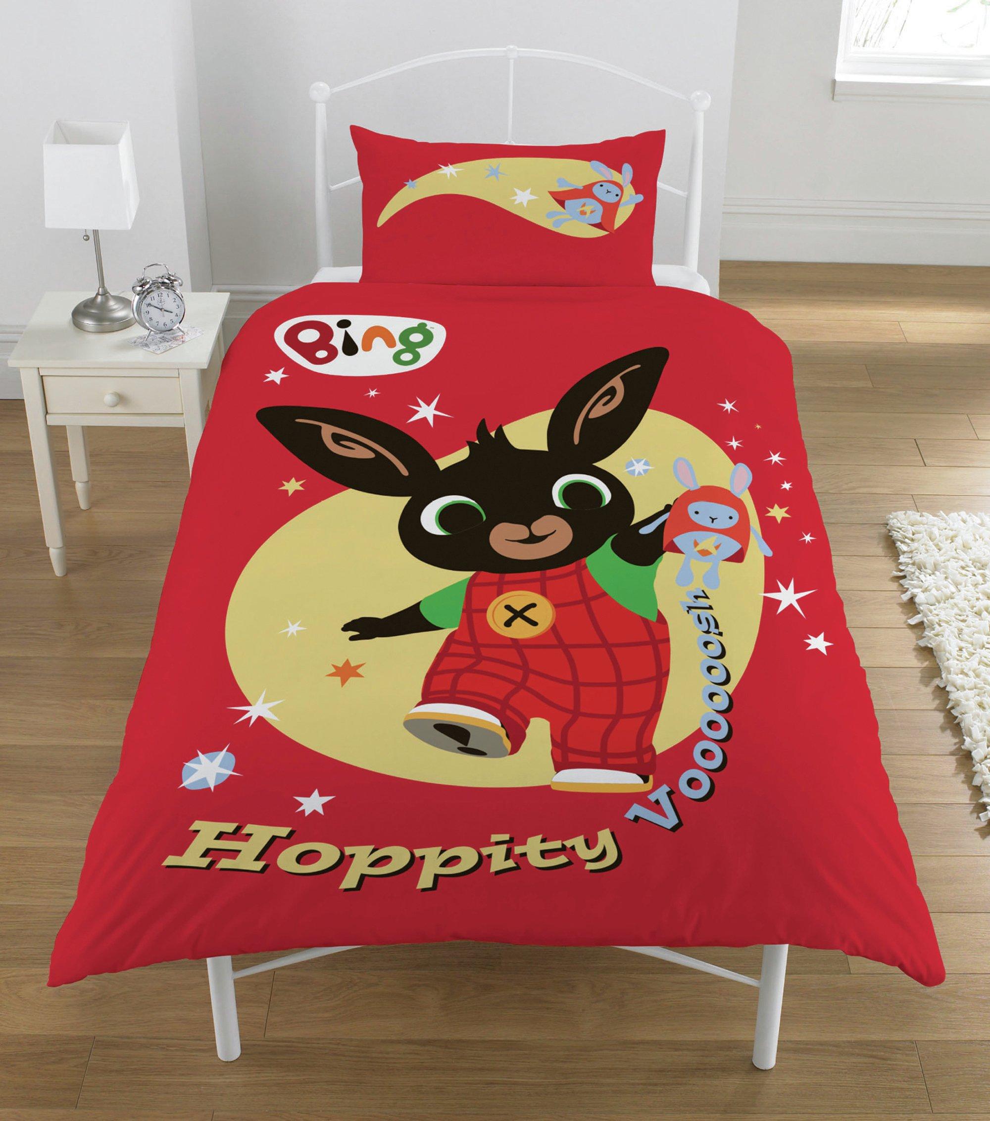 Bing Bunny Bedding Set Single