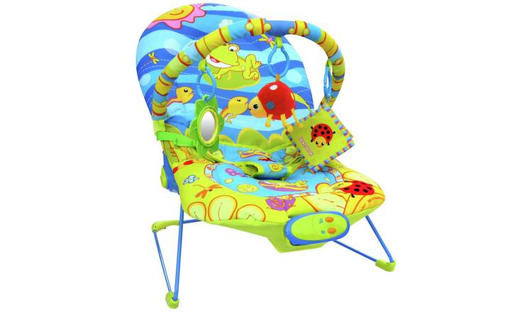 261801283f3 Buy BeBe Style Ocean World Bouncer With Vibration Music