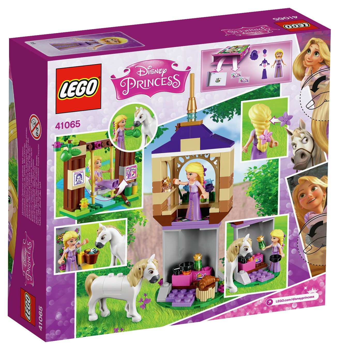 Image of LEGO Rapunzel's Best Day Ever - 41065.
