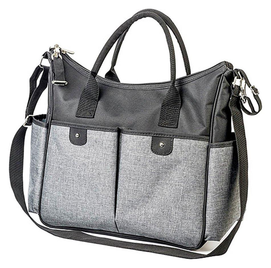 Image of Baby Ono City Smart Bag - Black