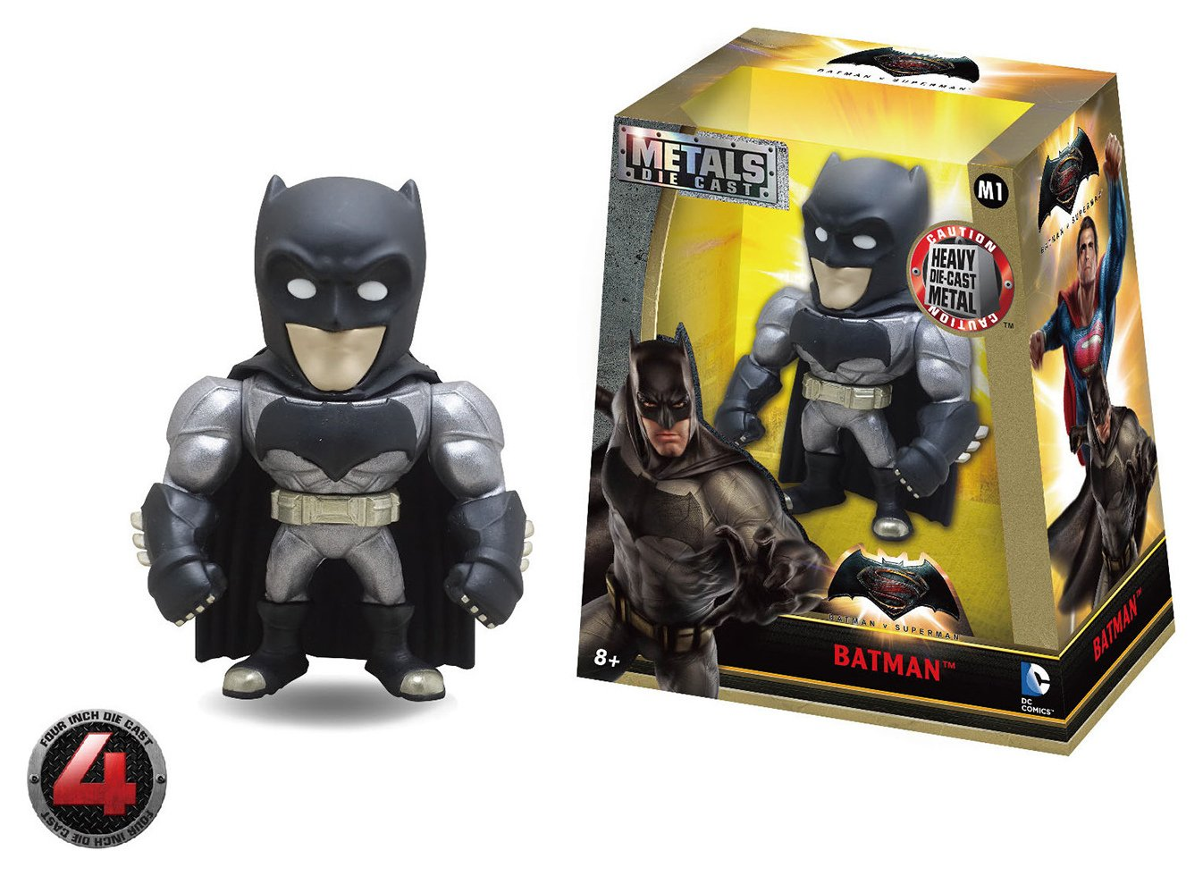 Image of 4 Inch Batman Movie Version.