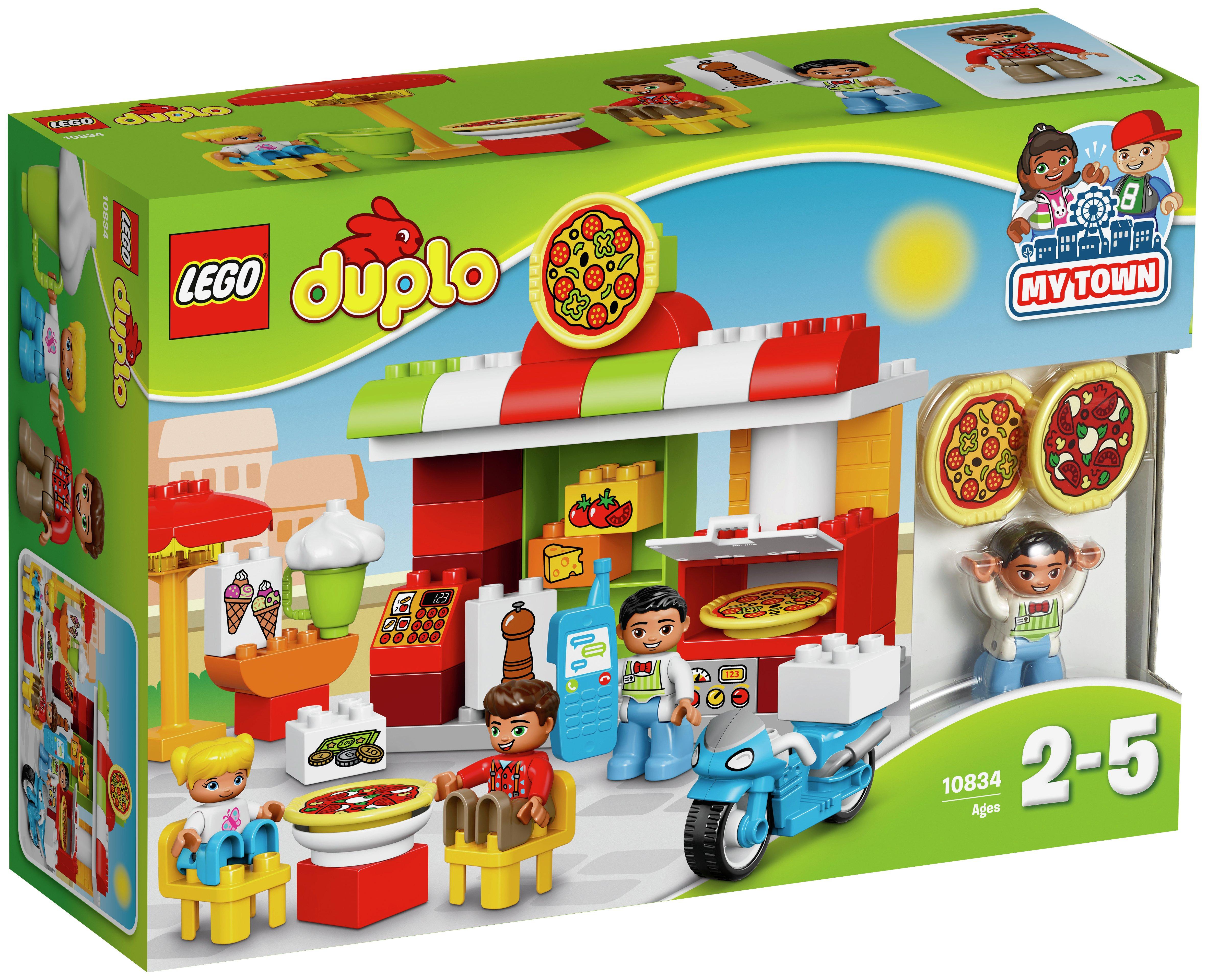 LEGO DUPLO Pizzeria - 10834.