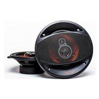 Juice JS553 5 Inch 160 Watt 3-Way Speakers.