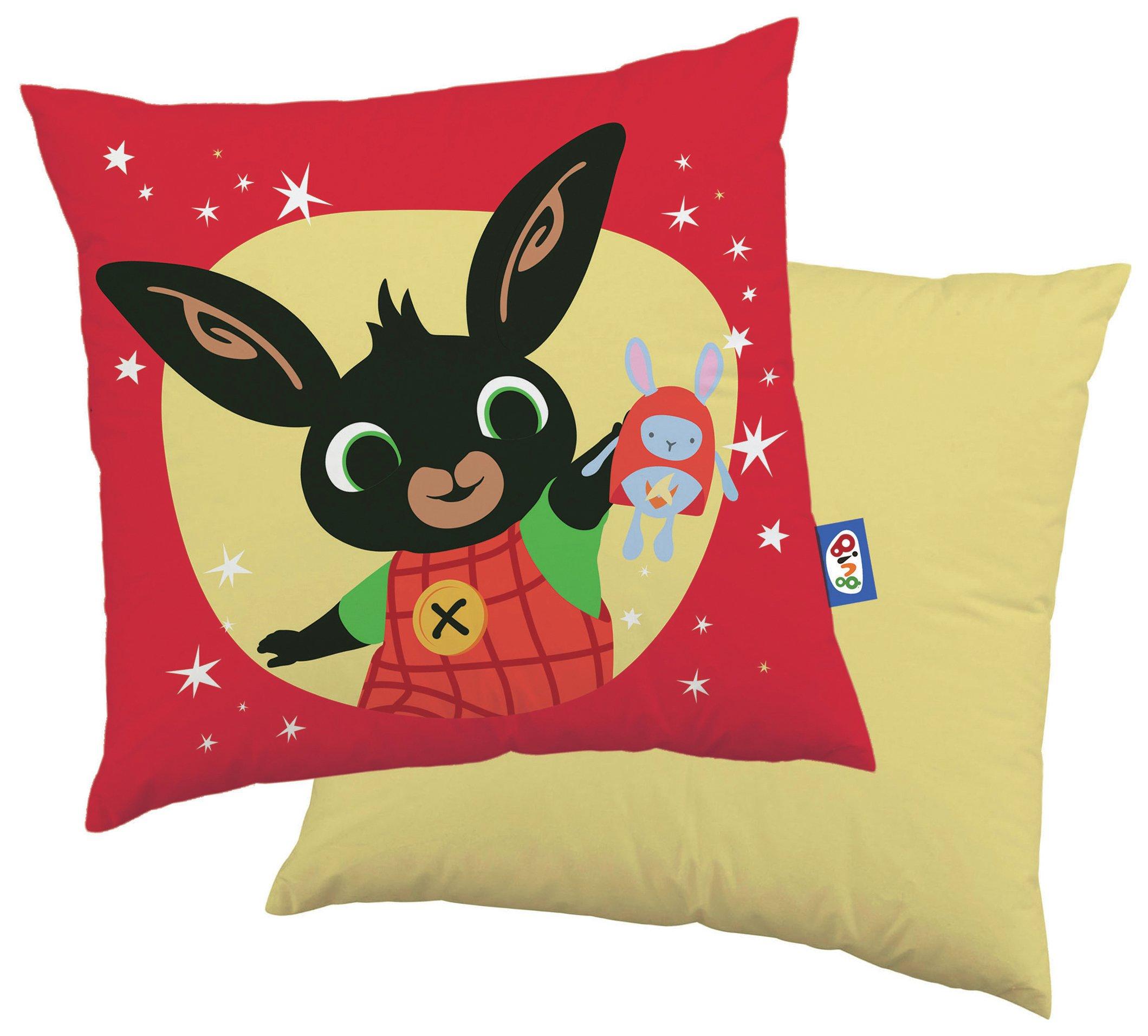 Image of Bing Bunny Plush Cushion.