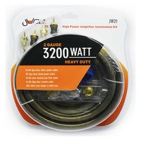 Juice JW21 3200 Watt Car Amp Wiring Kit.