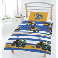 JCB Striped - Bedding Set - Toddler