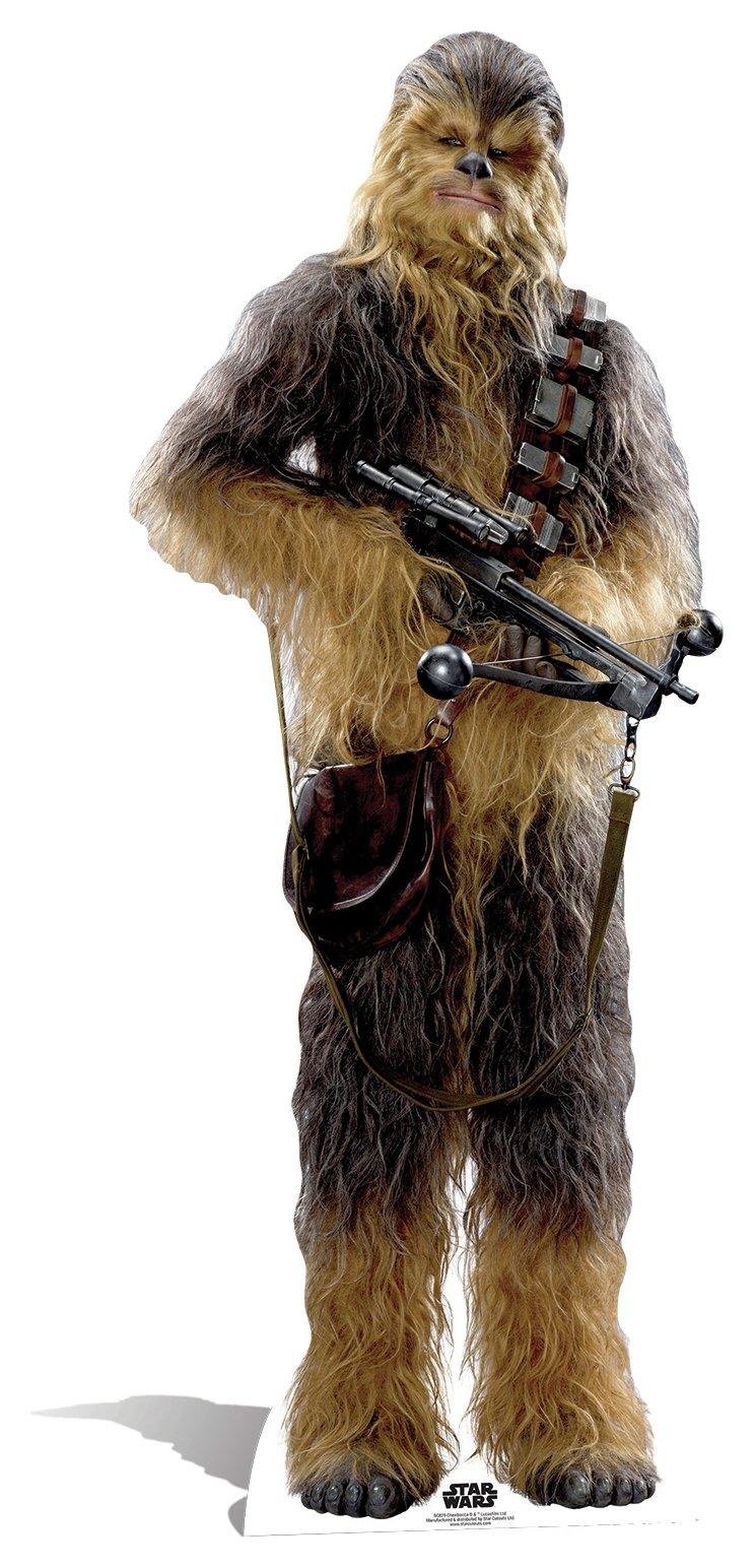 Star Wars Chewbacca Cardboard Cutout - 193cm