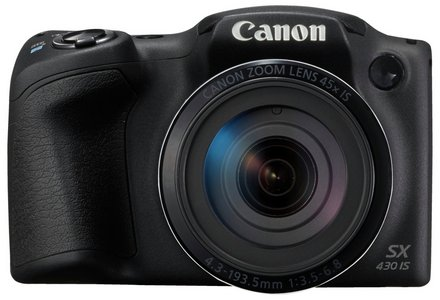 Canon Powershot SX430 20MP 45x Zoom Bridge Camera