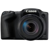 Canon Powershot SX430 20MP 45x Zoom Bridge Camera - Black