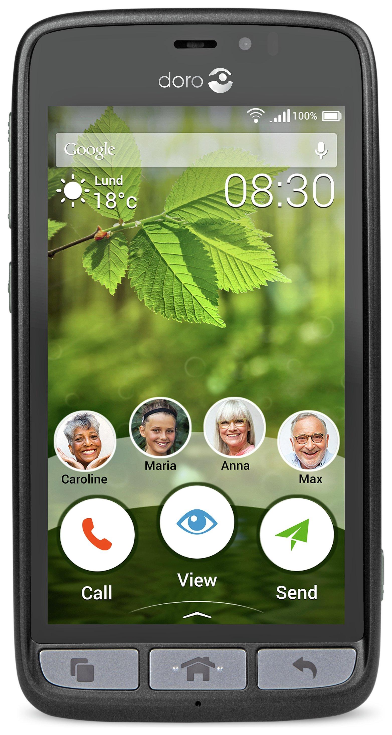 Image of Sim Free Doro 8030 Mobile Phone