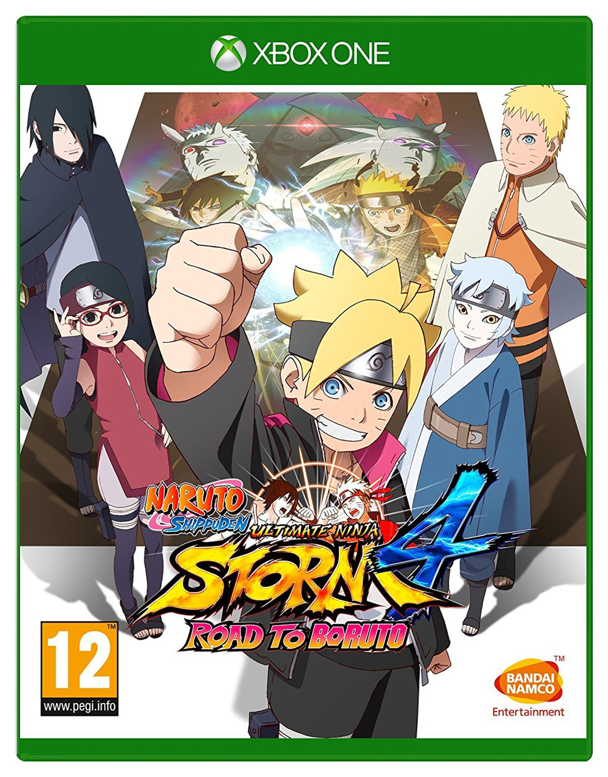 Naruto Shippuden UNS4: Road to Boruto Expansion Xbox Game