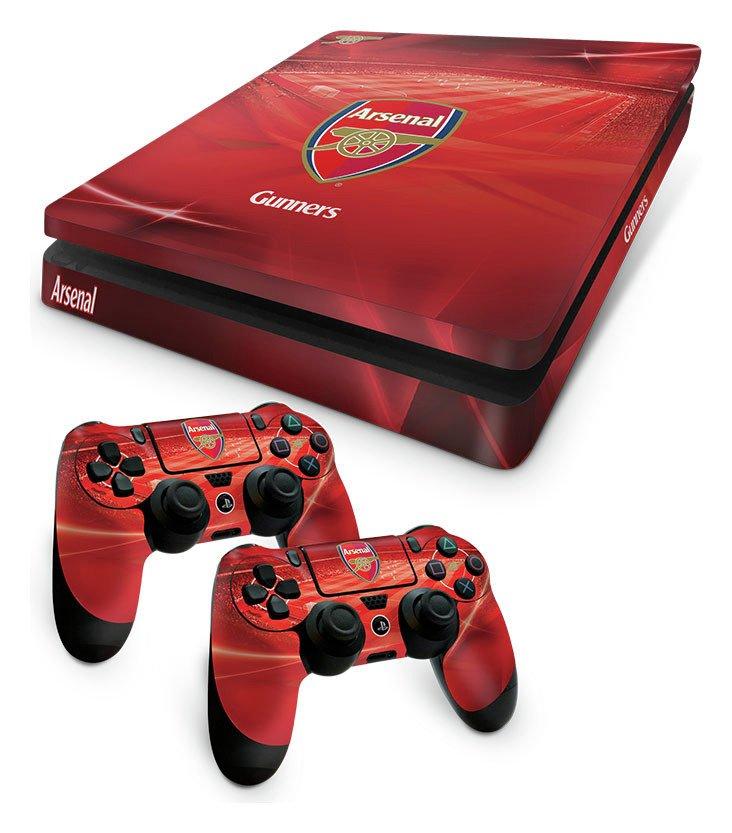 'Arsenal Fc Ps4 Slim Skin Bundle.
