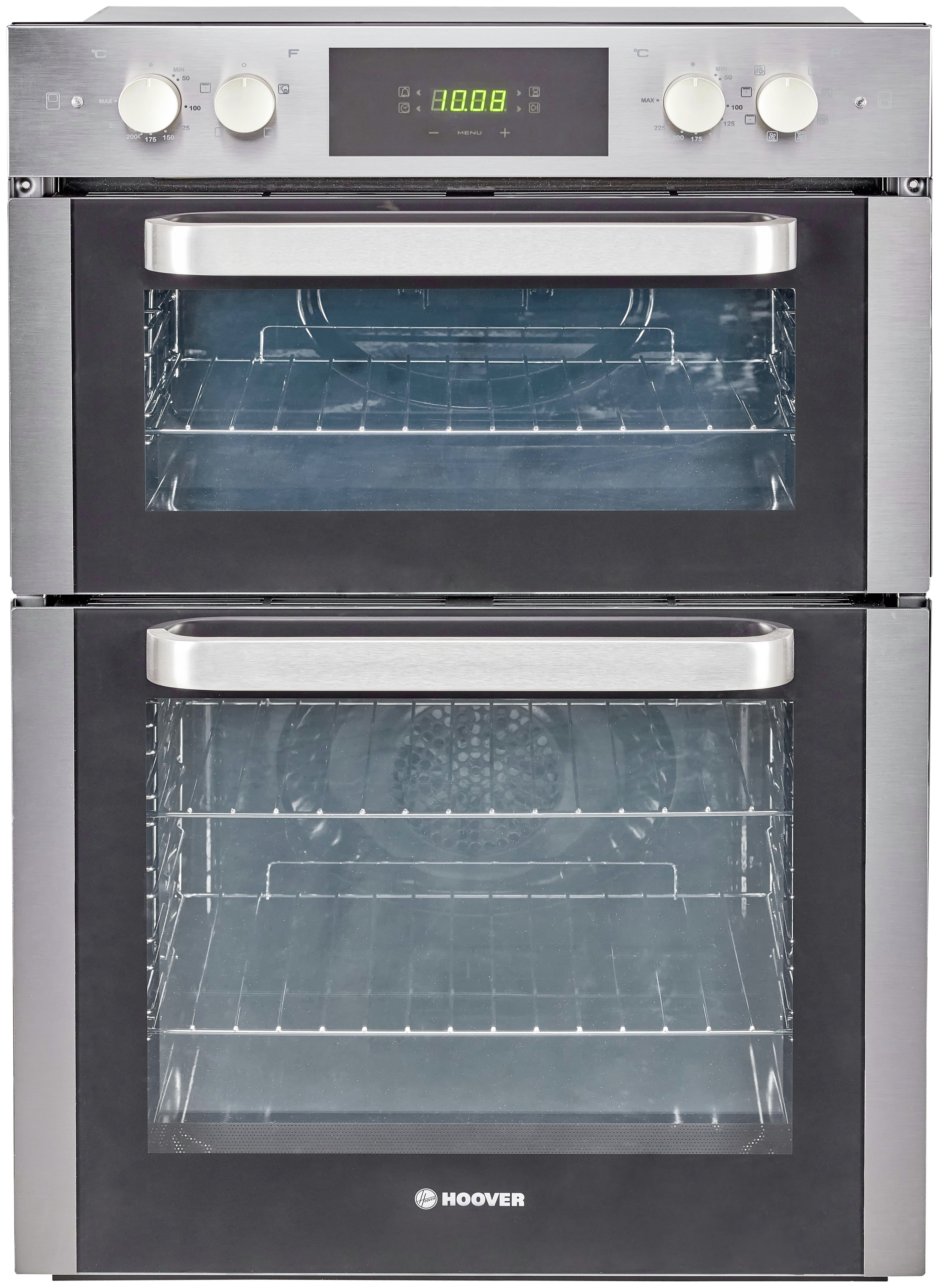 Hoover - HO9D337IN - Built-in - Double Electric Oven - S/Steel