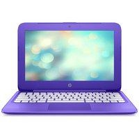 HP Stream 11.6 Inch Intel Celeron 2GB 32GB Laptop - Purple
