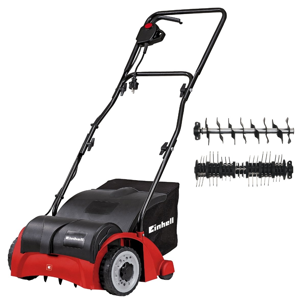 Image of Einhell 1200W 310mm Electric Scarifier & Aerator.
