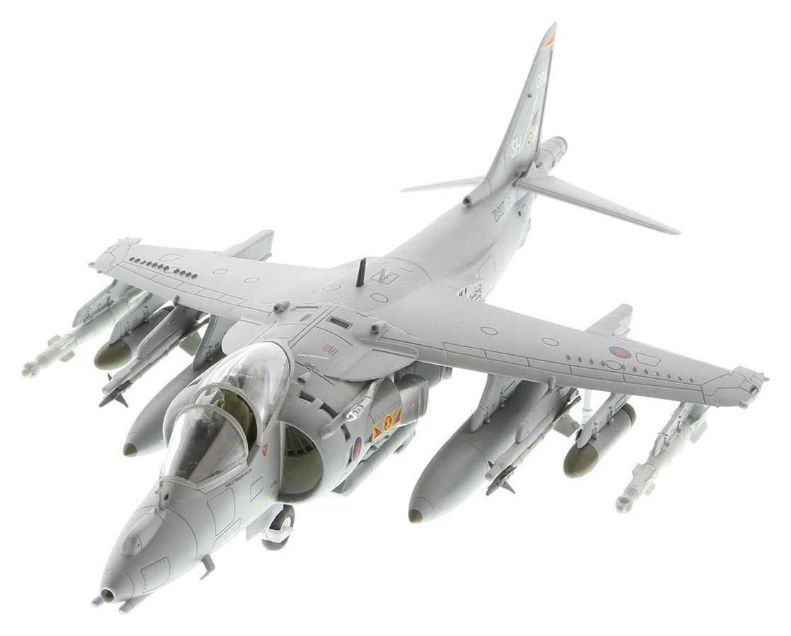 Image of Airfix Bae Harrier GR9 Model Kit.