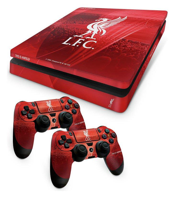 'Liverpool Fc Ps4 Slim Skin Bundle.
