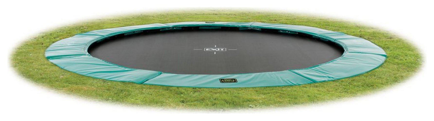EXIT EXIT - 12ft Supreme Ground Level - Trampoline