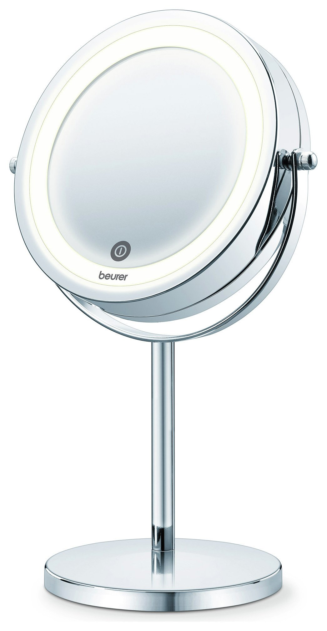 Image of Beurer BS55 Illuminated Free Standing Cosmetics Touch Mirror