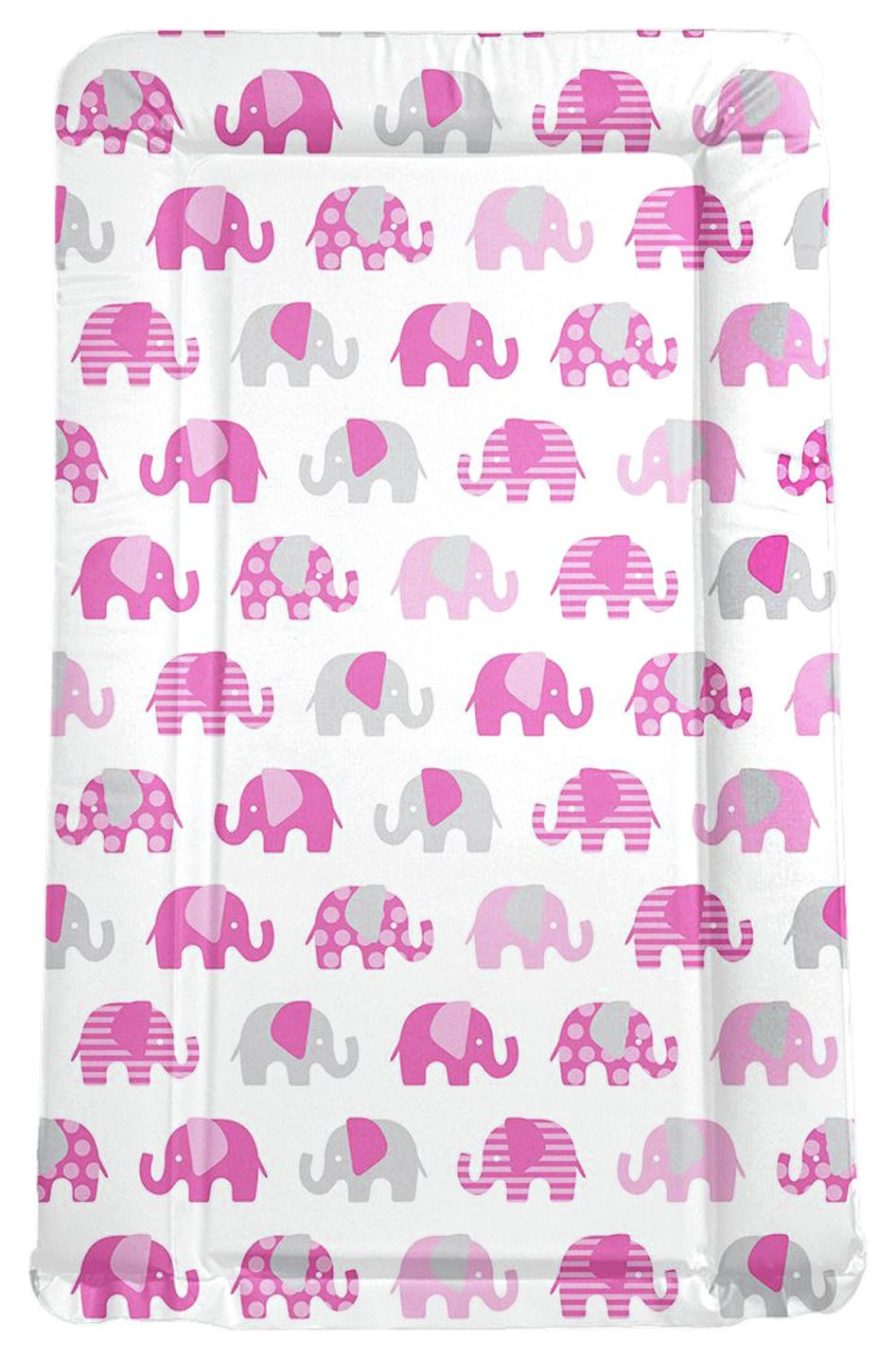 Image of My Babiie - Billie Faiers Pink Nelly Elephant - Changing Mat