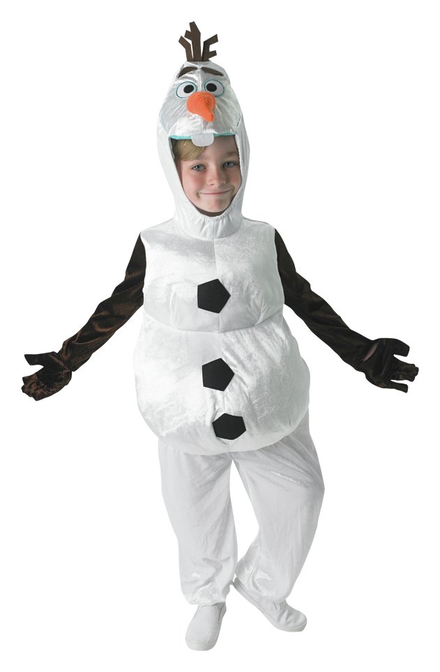 Image of Disney - Frozen - Olaf - Dress Up Outfit - Small
