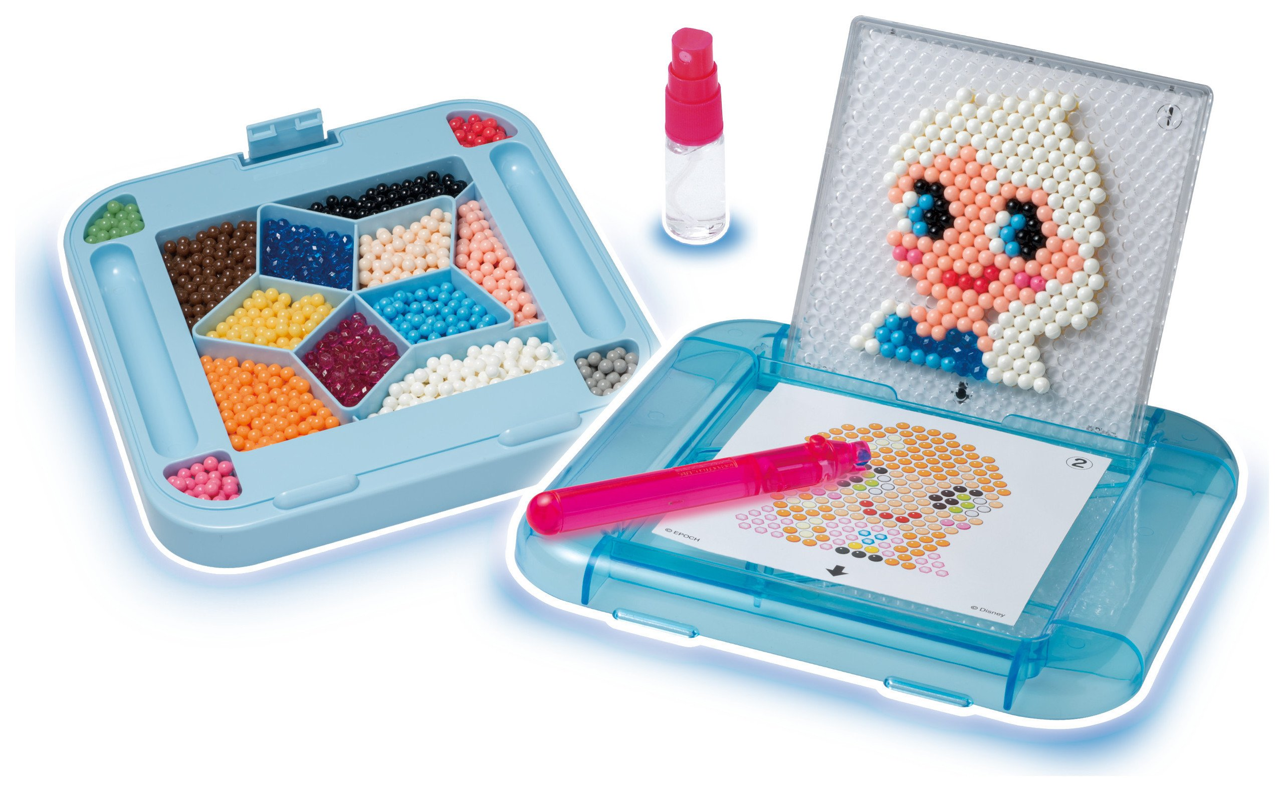 Image of Aquabeads Frozen Playset.